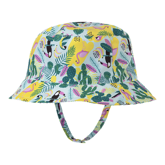 7e9ee461e Ripzone Girls' Bucket Hat - Vibrant Yellow