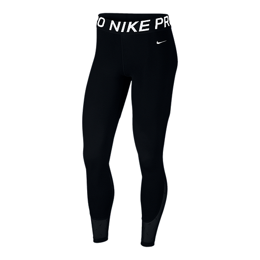 4dbcde5f8924 Nike Pro Women's Mini Swoosh Tights | Sport Chek
