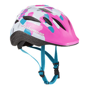 Nakamura Breezer Kids' Bike Helmet 2019 - Frozen Treats