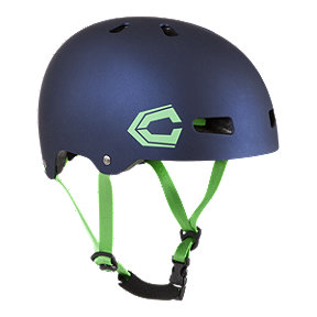 Capix Bucket Junior Bike Helmet 2019 - Blue/Green