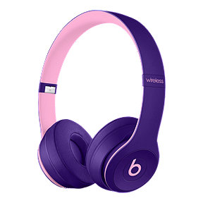 Beats Solo3 Wireless On-Ear Headphones - Pop Collection: Pop Violet