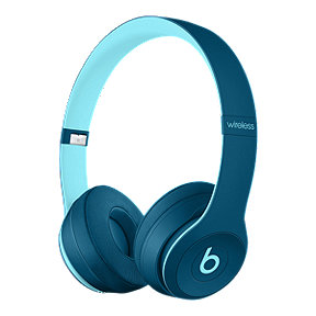 Beats Solo3 Wireless On-Ear Headphones - Pop Collection: Pop Blue