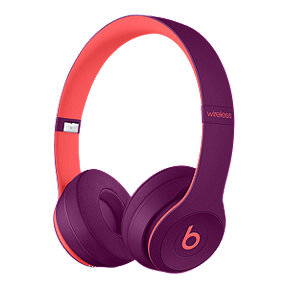 Beats Solo3 Wireless On-Ear Headphones - Pop Collection: Pop Magenta