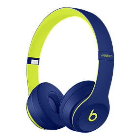 Beats Solo3 Wireless On-Ear Headphones - Pop Collection: Pop Indigo