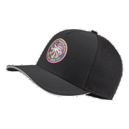 023bf2411e4 Nike Men s Run Classic99 Trucker Hat - Black