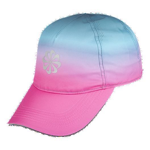 55d4f60d7 Nike Women's Featherlight Run Hat - Fuschia