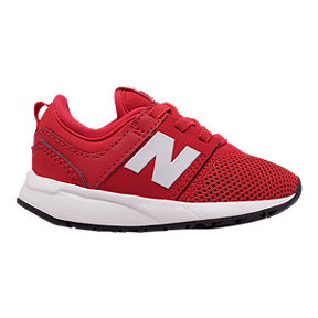 New Balance Boy Toddler 247 Shoes - Red