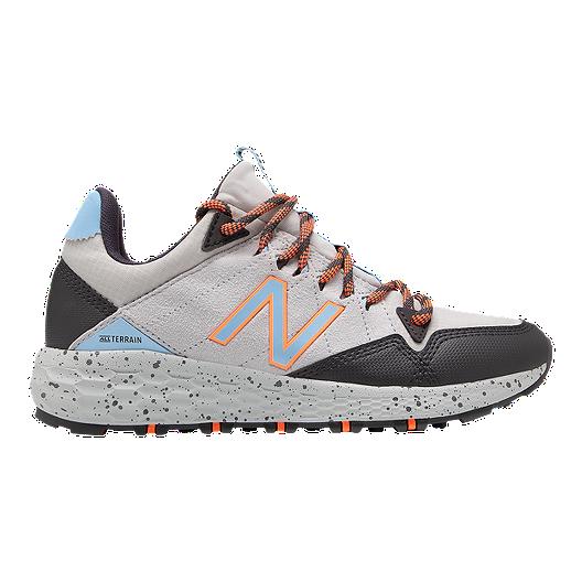 32fd2589d40b New Balance Women s Fresh Foam Crag V1 Running Shoes - Grey