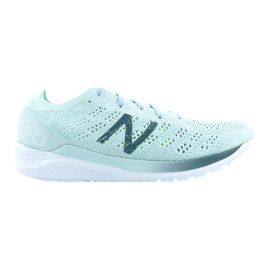 6958c824b9 New Balance Women's 890v7 Running Shoes - Light Blue