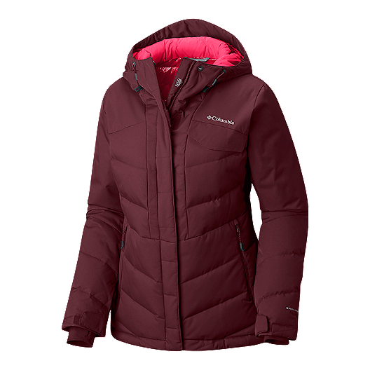 8beeafd9d4558 Columbia Women s Up North Down Jacket