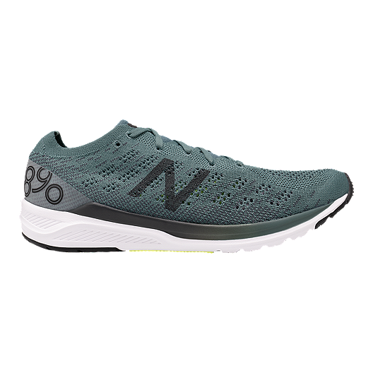 ee48b40096cf9 New Balance Men's 890 v7 D Width Running Shoes - Green   Sport Chek