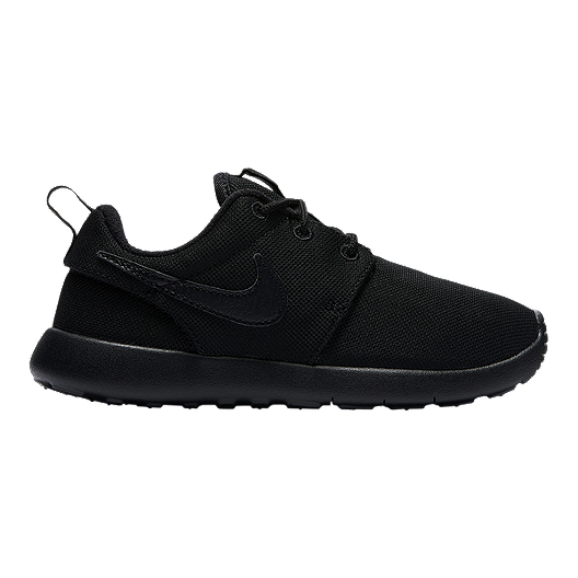 0dbf36dbb200 Nike Boys  Roshe One Pre-School Shoes - Black