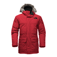 The North Face Men's McMurdo III Down Parka