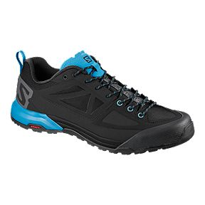 f6a0d27fdba Salomon Men s X ALP SPRY Hiking Shoes - Black Magnet