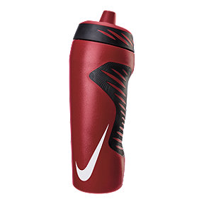 Nike 18 oz Hyperfuel Water Bottle - Red Crush/Black/White