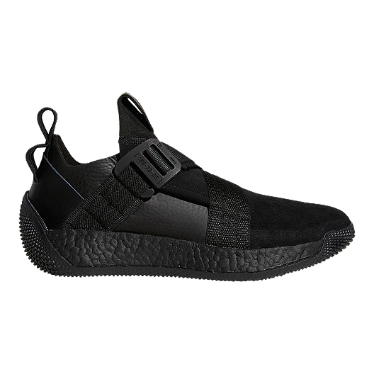 29289f6a1cb adidas Men s Harden LS 2 Basketball Shoes - Black