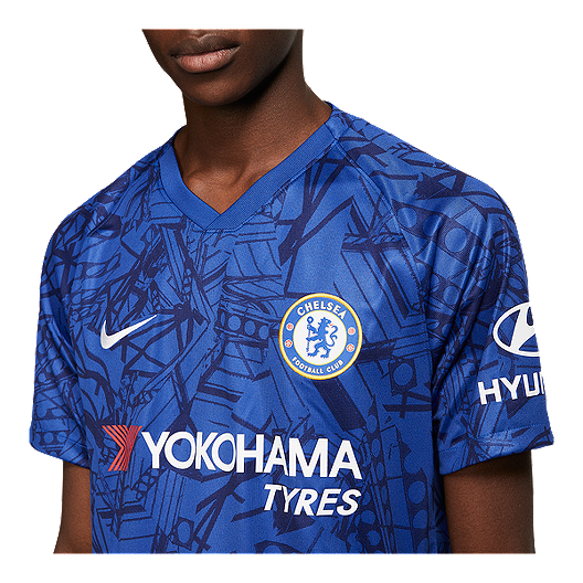 cheap for discount 97f39 9f436 Chelsea FC 2019/20 Nike Home Jersey
