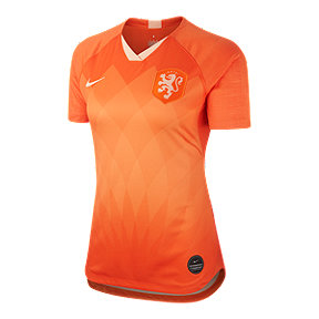 Netherlands Women's Nike 2019 Home Jersey