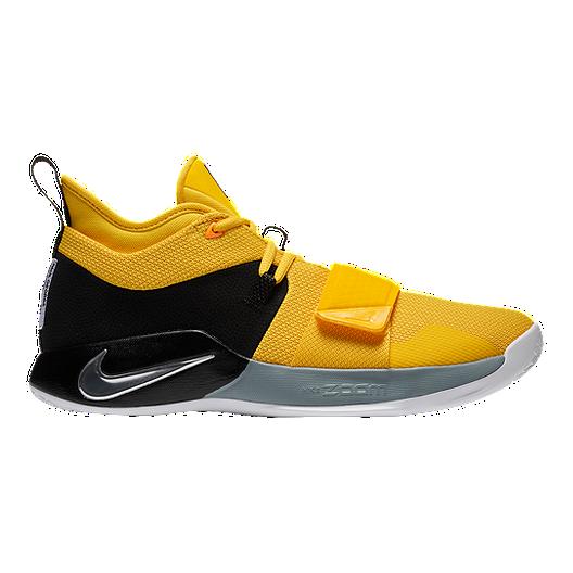 5895e331fd19 Nike Men s PG 2.5 Basketball Shoes - Amarillo  Chrome