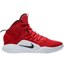 f2e7fe3b8f3 Nike Men s Hyperdunk X Basketball Shoes - Red White