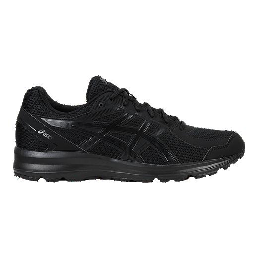 650fb19f63c ASICS Men s Jolt Walking Shoes - Black Onyx - BLACK ONYX BLACK