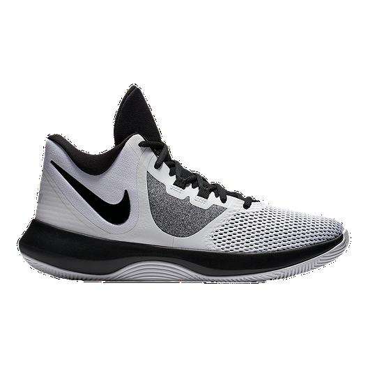 Basketball Nike Shoes Ii Unisex Whiteblack Air Precision Nny0Pvw8Om