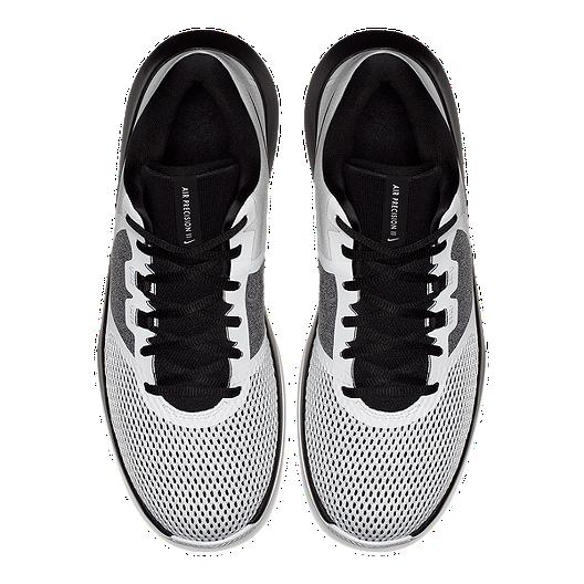 huge discount 38723 d3445 Nike Unisex Air Precision II Basketball Shoes - White Black. (0). View  Description