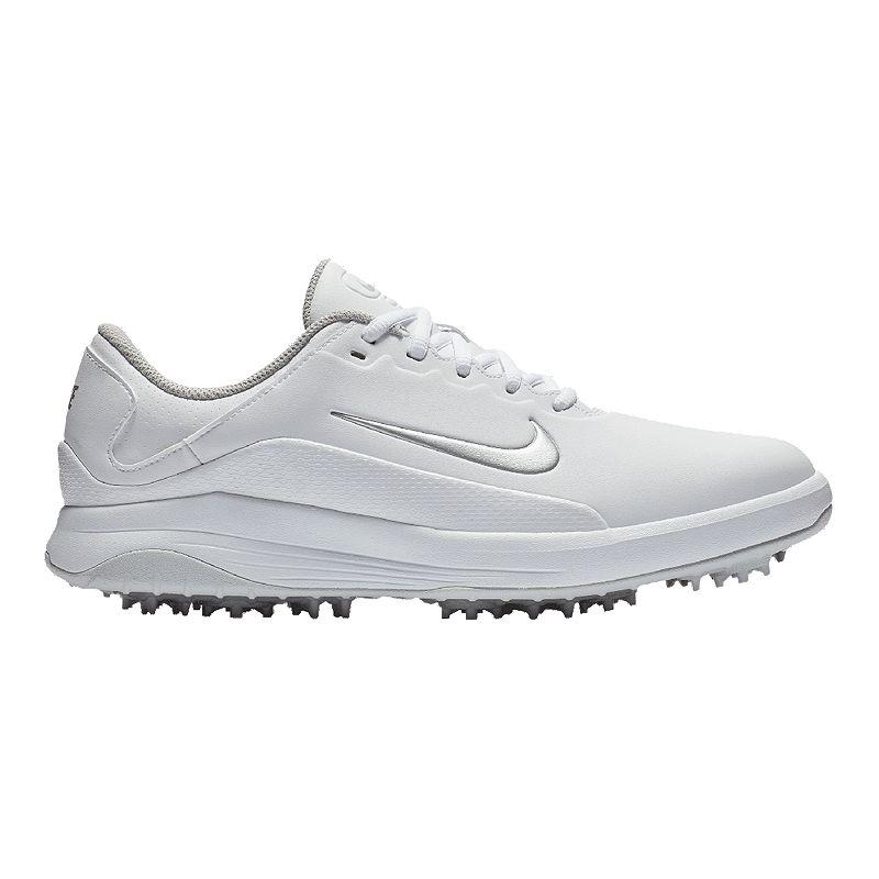 resumen latitud Como  Nike Golf Men's Vapor Golf Shoes - White/Grey | Sport Chek