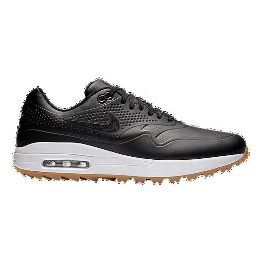 quality design 853d0 3f68e Nike Golf Men s Air Max 1G Golf Shoes - Black   Sport Chek
