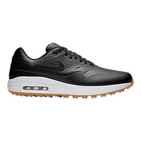 Nike Golf Men's Air Max 1G Golf Shoes - Black