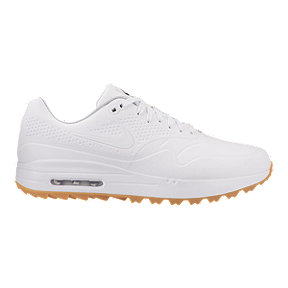 Nike Golf Men's Air Max 1G Golf Shoes - White