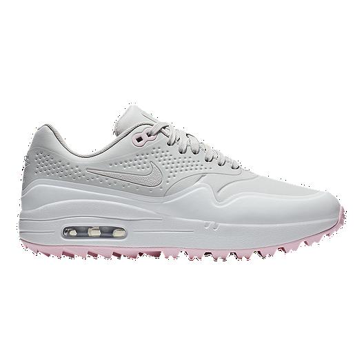 Nike Golf Women's Air Max 1G Golf Shoes Grey