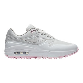 Nike Golf Women's Air Max 1G Golf Shoes - Grey