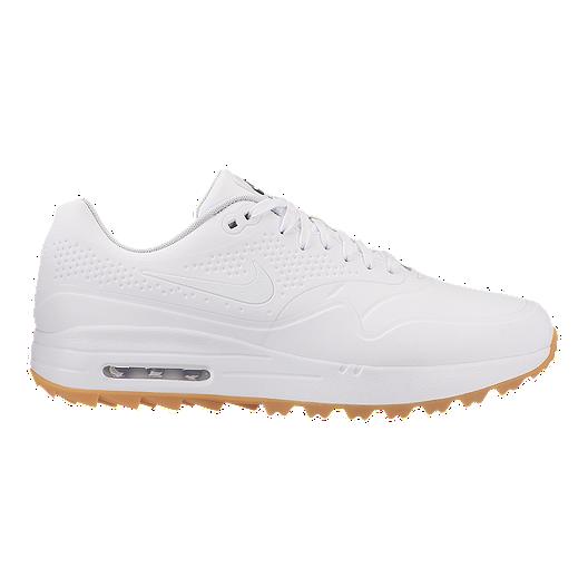 Nike Golf Women S Air Max 1g Golf Shoes White Sport Chek