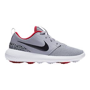 9ad1804897 Nike Golf Roshe G Jr Hat - Grey/Red