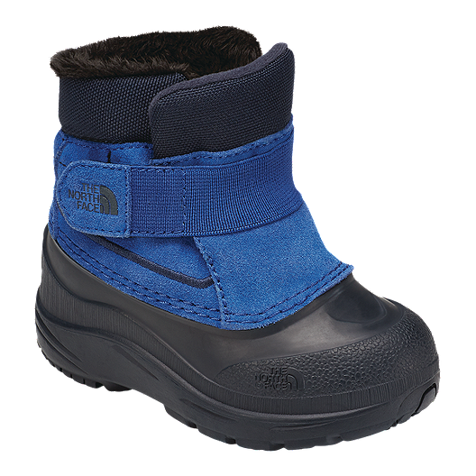 64ee29a94 The North Face Boy Toddler Alpenglow Winter Boots - Turkish Sea Urban Navy