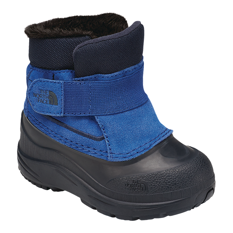7444b16e2 The North Face Boy Toddler Alpenglow Winter Boots - Turkish Sea/Urban Navy