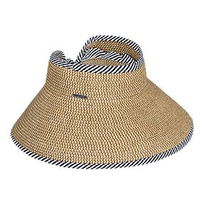 561a49afd3e99 Roxy Women s Kiss The Ocean Straw Hat - Natural