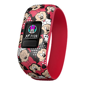 Garmin Vivofit Jr. 2 Stretch - Disney's Minnie Mouse Edition
