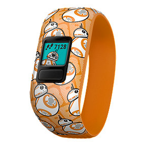 Garmin Vivofit Jr. 2 Stretch - Star Wars BB8 Edition