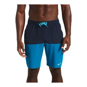 43defd4bdd536 Nike Men's Split 9 Inch Volley Shorts - Obsidian
