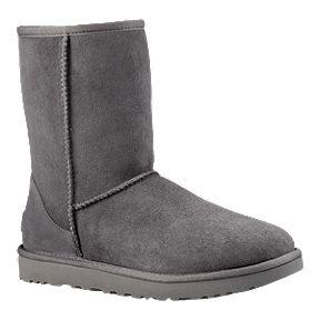 00567054a47 Ugg Women's Classic II Short Winter Boots - Grey
