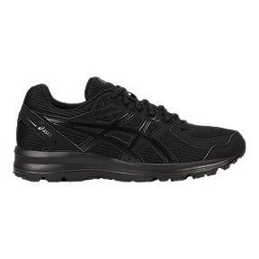 af0259fb870 ASICS Women s Jolt Wide Walking Shoes - Black