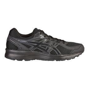 ASICS Women s Jolt Walking Shoes - Black 4008497022b