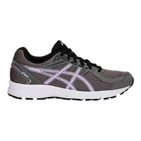 3a44fe9d9d7e ASICS Women s Jolt Walking Shoes - Grey Purple