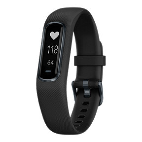 Garmin Vivosmart 4 Activity Tracker - Black, Small/Medium