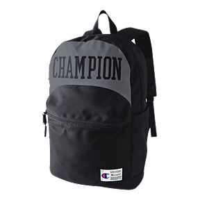 ece6787fb Champion Mesh Block Backpack - Black