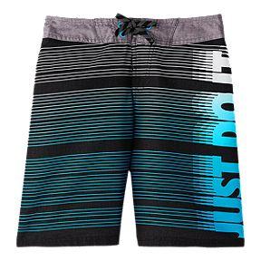 60df259d7d Nike Swim Boys' Just Do It Drift 9