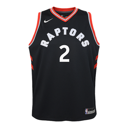Leonard Jersey Youth Swingman Toronto Raptors Statement