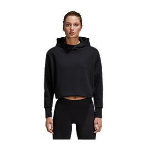 adidas Women s Sport ID Glory Crop Hoodie a537609e08